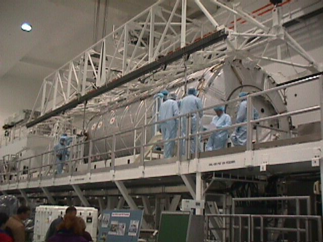 Space Station Assembly - Pics about space